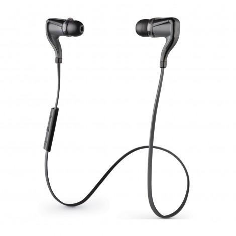 Plantronics Backbeat Go 2 Sport Wireless Bluetooth Earphones Headphones Black 88600-08