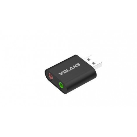 Volans VL-UA01 Aluminium USB Audio Adapter