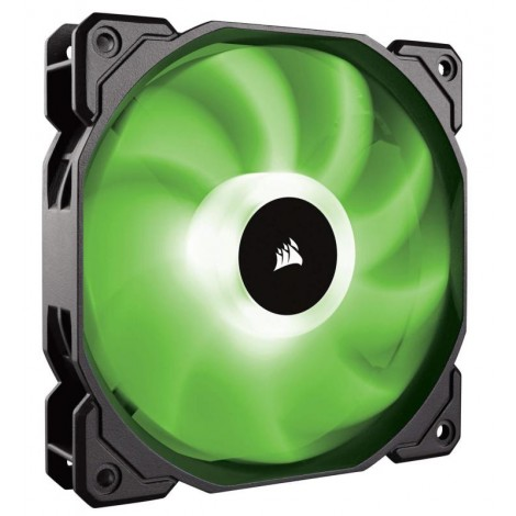 Corsair SP120 RGB LED Static Pressure 120mm Fan, With Controller