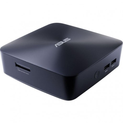 VivoMini 0.6l barebone,i5-7200u, 2x so-dimm, IHDG620, HDMI/DP, 802.11AC/BT4.0, 4x USB3.0, 4in1CR,VESA mount kit, 3 Year RTB