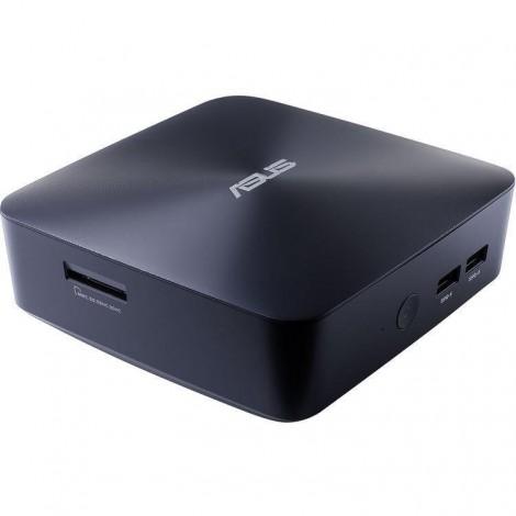 VivoMini 0.6l barebone,i5-7200u, 2x so-dimm, IHDG620, HDMI/DP, 802.11AC/BT4.0, 4x USB3.0, 4in1CR,VESA mount kit, 3 Year RTB