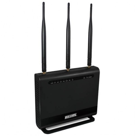 Billion Triple-WAN Wireless 1600Mbps, 3G/4G LTE and VDSL2/ADSL2+ Firewall Router BIPAC 8700AXL-1600