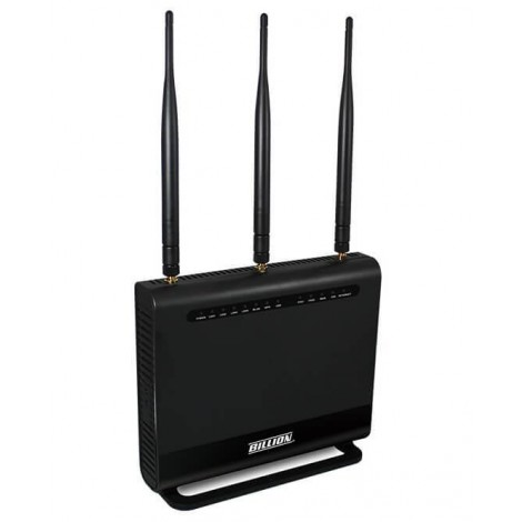 Billion Triple-WAN Wireless-1600Mbps 3G/4G LTE and VDSL2/ADSL2+ VoIP Router BIPAC 8700VAXL-1600