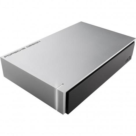 "LaCie Porsche Design 8TB 3.5"" USB 3.0 Desktop External Hard Drive HDD PC Mac LAC9000604"