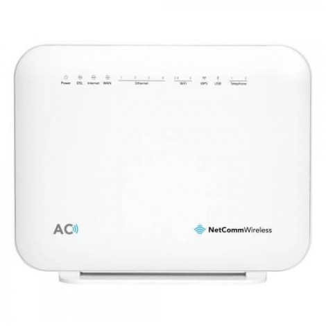 Netcomm NF18ACV Wireless AC1600 Modem Router