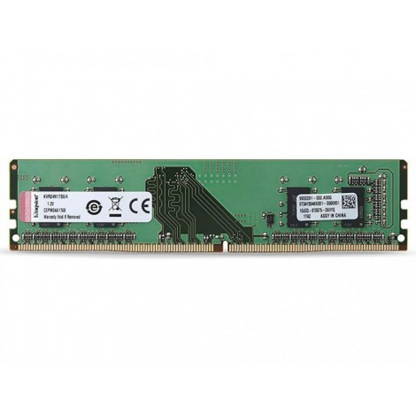 Kingston ValueRAM 4GB (1x4GB), 2400MHz DDR4 KVR24N17S6/4