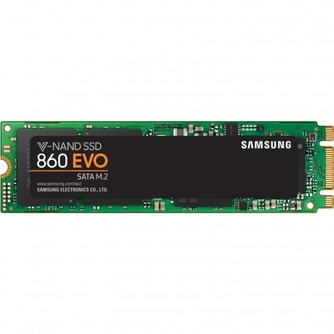 Samsung 860 EVO Series 2TB SATA M.2 2280 Internal Solid State Drive SSD 550MB/S MZ-N6E2T0BW
