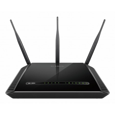 D-Link Python DSL-2888A Dual Band Wireless AC1600 Gigabit ADSL2+ Modem Router
