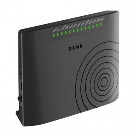 D-Link DSL-2877AL Dual Band AC750 ADSL2+/VDSL Modem Router - NBN Ready