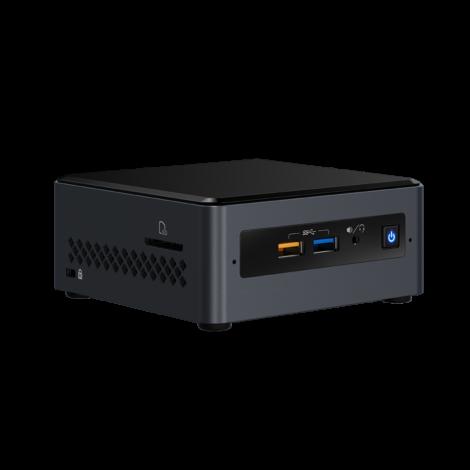 "Intel 7th Gen NUC Celeron J4005 2xDDR4/HDMI/WIFI/BT/USB3.0/2.5"" Mini PC Barebone BOXNUC7CJYH4"