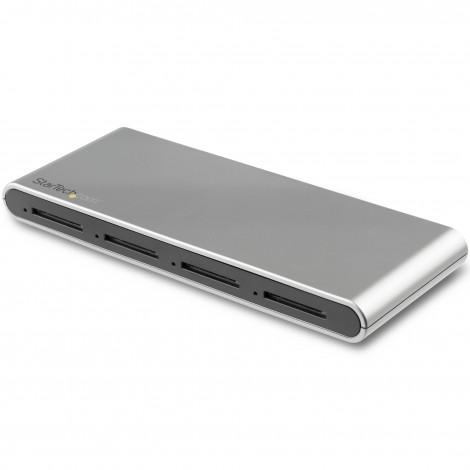 StarTech Card Reader 4 Slot USB-C SD - USB 3.1