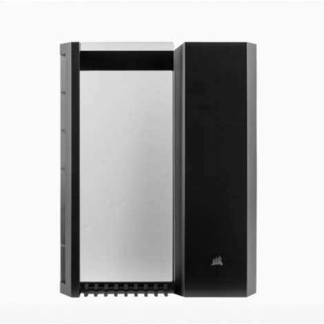 Corsair Crystal 280X Front Panel with Tempered Glass, Black