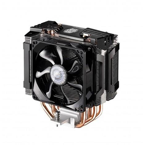 Cooler Master Hyper D92 CPU Air Cooler Quad Direct Contact Heatpipe Dual 9cm Fan RR-HD92-28PK-R1