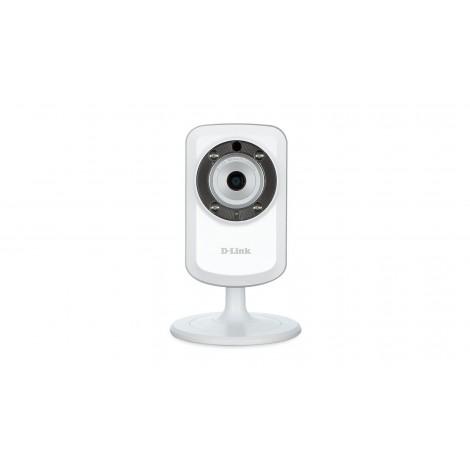 D-Link DCS‑933L Cloud Camera WiFi H.264 Day/Night IP Camera