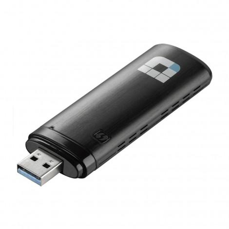 D-Link Wireless AC1200 Dual Band USB Adapter DWA-182