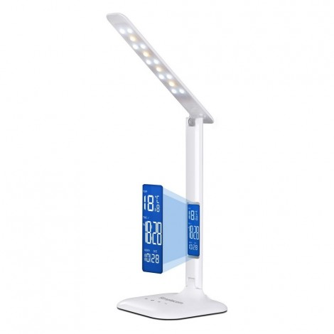 Simplecom Dimmable Touch Control Multifunction LED Desk Lamp 4W EL808