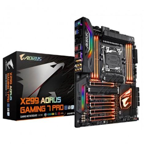 Gigabyte AORUS X299 Gaming 7 ATX Motherboard