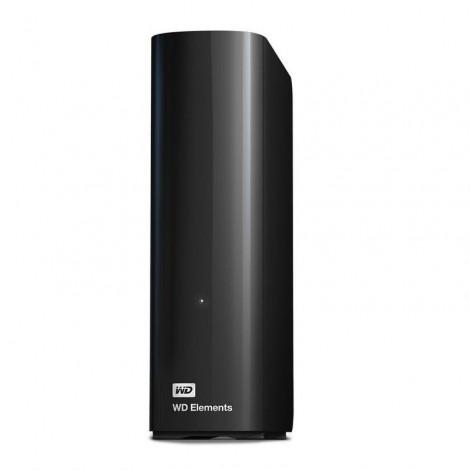Western Digital WD Elements Desktop 10TB USB 3.0 3.5' External Hard Drive - Black Plug & Play Formatted NTFS for Windows 10/8.1/7