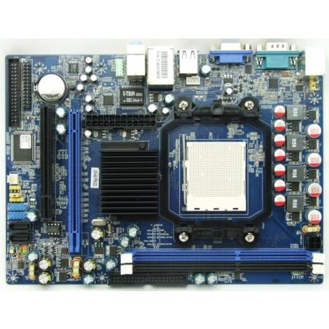 J&W JW-A61PM-D3 Motherboard Socket AM3 Dual DDR3-1333