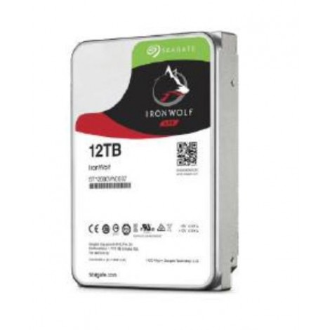 Seagate IronWolf NAS HDD 3.5 inch Internal SATA 12TB NAS HDD 7200 RPM 3 Year Warranty