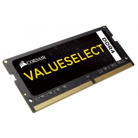 Corsair 16GB (1x16GB) DDR4 SODIMM 2133MHz C15 1.2V 15-15-15-36 260pin Value Select Notebook Laptop Memory RAM