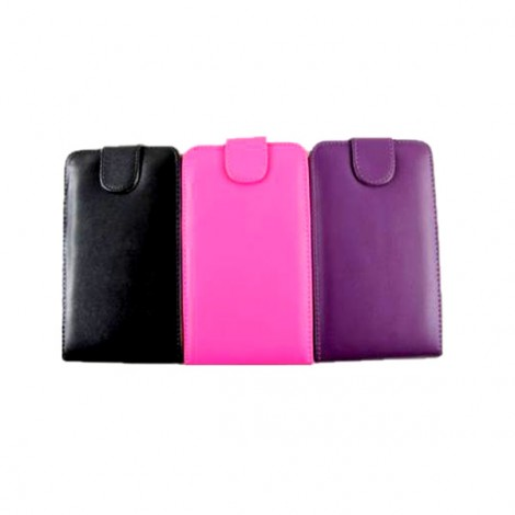 Leather case for Galaxy note