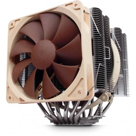 Noctua NH-D14 140MM CPU Cooler Heatsink Fan Intel 1150 1151 1155 AMD AM3