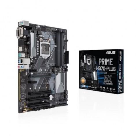 ASUS PRIME H370-PLUS/CSM ATX Motherboard