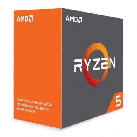 AMD Ryzen 5 2600X Processor 16 MB Cache 3.6 GHz AM4 6 Core 12 Thread Desktop CPU YD260XBCAFBOX