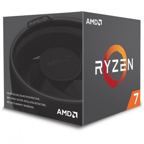 AMD Ryzen 7 2700 Processor 16MB Cache 3.2 GHz AM4 8 Core 16 Thread Desktop CPU YD2700BBAFBOX