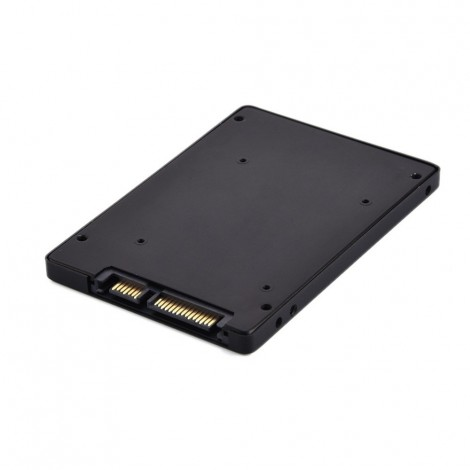 "Simplecom NGFF M.2 (B Key) to 7mm 2.5"" SATA Converter Enclosure Aluminium SA102"