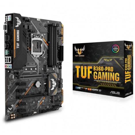 Asus TUF B360-PRO Gaming ATX Motherboard