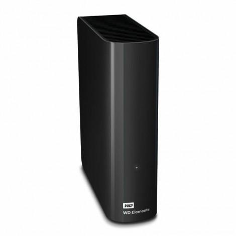 WD Elements 4TB USB 3.0 Desktop External Hard Drive WDBBKG0040HBK