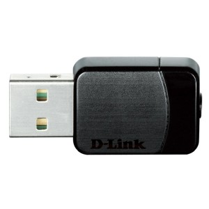 D-Link DWA-171 Wireless AC600 Dual Band Nano USB Adapter