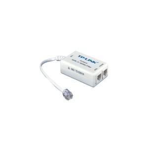 TP-LINK TD-S201A IN-LINE FILTER SPLITTER ADSL ADSL2+ PASSTHROUGH JACK