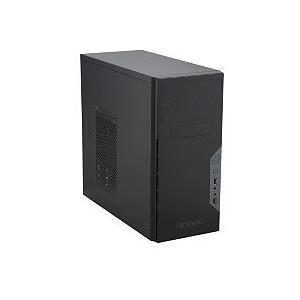 Antec VSK3500, Black Micro ATX Case, 500W PSU