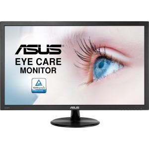 """Asus VA249HE 24"""" LED LCD Gaming Computer Monitor FHD 1080p 5ms VA 16:9 HDMI VGA"""