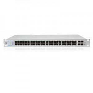 Ubiquiti UniFi Switch US-48-750W 48 Port Managed PoE+ Gigabit Switch