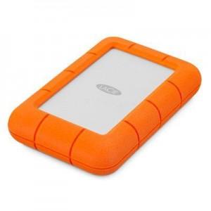 "LaCie Rugged Mini ShockProof 4TB USB 3.0 2.5"" Portable External Hard Drive HDD LAC9000633"