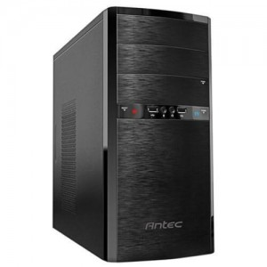 Antec ASK3450B, Black Micro ATX Case, 450W PSU