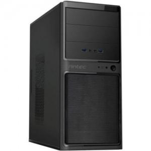 Antec ESK3450B, Black Micro ATX Case, 450W PSU