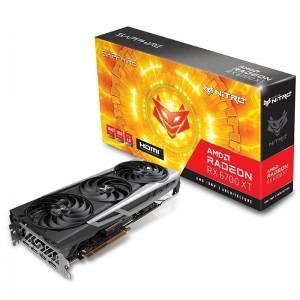 Sapphire NITRO+ AMD Radeon RX 6700 XT Gaming OC 12GB DP HDMI Video Card