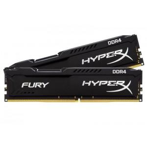 HyperX Fury HX424C15FBK2/32 32GB (2x16GB) 2400MHz DDR4