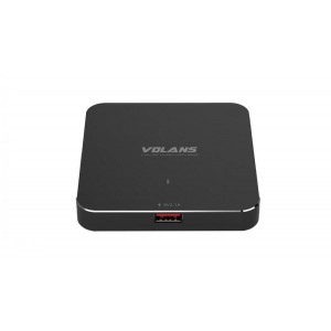 Volans VL-HC41 Aluminium 4-Port USB3.0 Hub + 1 Smart Charging Port