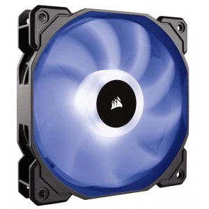 Corsair SP120 RGB LED High Performance 120mm Case Fan Single Pack CO-9050059-WW