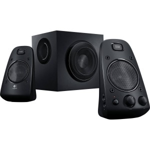 Logitech Z623 2.1 THX Speaker System with Subwoofer Laptop Desktop Computer PC 980-000405
