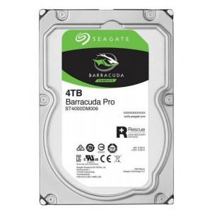 """Seagate BarraCuda Pro 4TB 3.5"""" SATA Internal Desktop Hard Drive HDD 7200RPM ST4000DM006"""