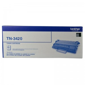 MONO LASER TONER - HIGH YIELD UP TO 3000 PAGES - TO SUIT WITH HL-L5100DN/L5200DW/L6200DW/L6400DW & MFC-L5755DW/L6700DW/L6900DW
