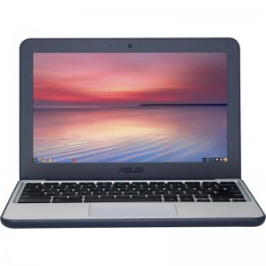 "ASUS Chromebook C202SA 11.6"" Celeron N3060 4GB 16GB eMMC Chrome OS C202SA-GJ0033"