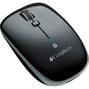 Logitech M557 Bluetooth Wireless Mouse - Grey